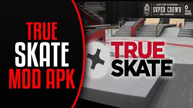DOWNLOAD True Skate v1.4.36 Mod Apk