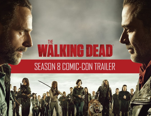 Walking Dead Season 8 Trailer | San Diego Comic-Con 2017
