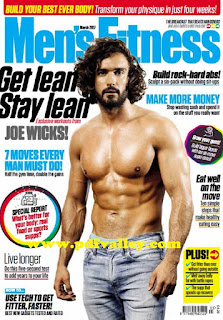 Men's Fitness Magazine March 2017 UK