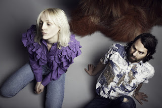 Laura Marling and Mike Lindsay as LUMP