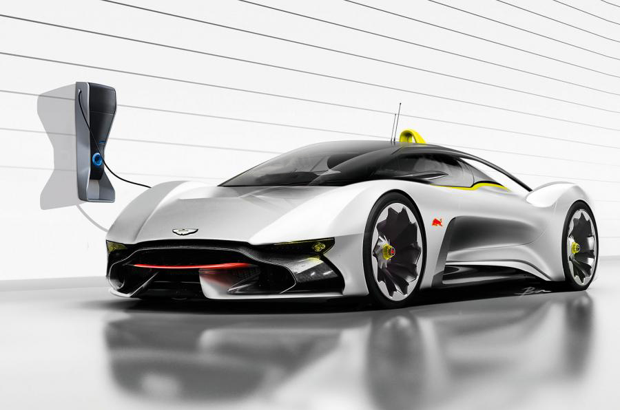 Is Adrian Newey Working On The Ultimate Electric Supercar With Amg