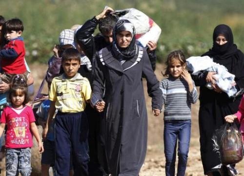 Τούρκοι φύλακες σκοτώνουν πρόσφυγες στα σύνορα - μεταξύ αυτών και παιδιά