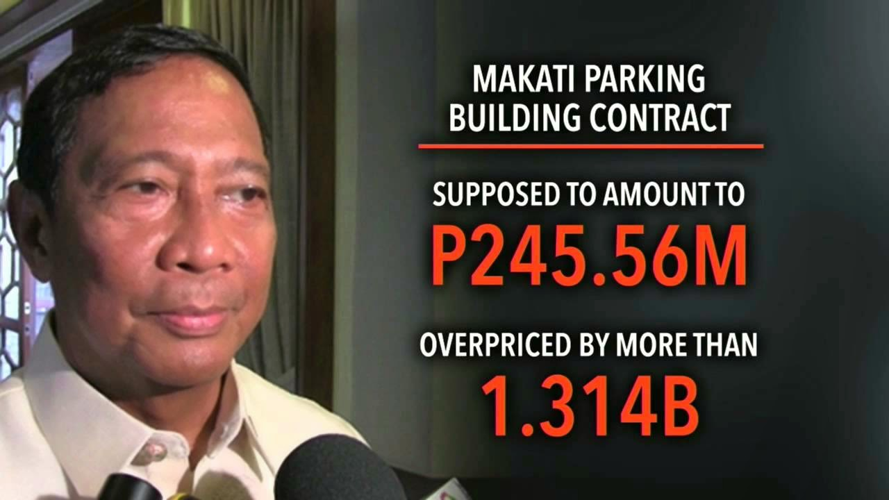 Binay's plunder charge