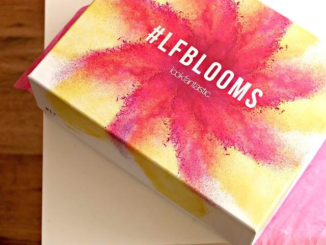 #LFBlooms: Look Fantastic April Beauty Box