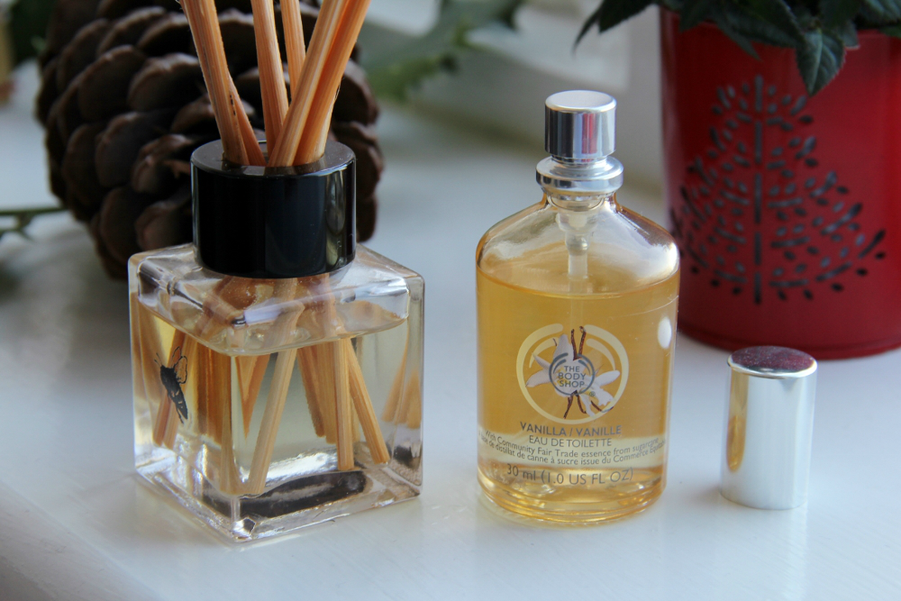 the body shop vanilla perfume