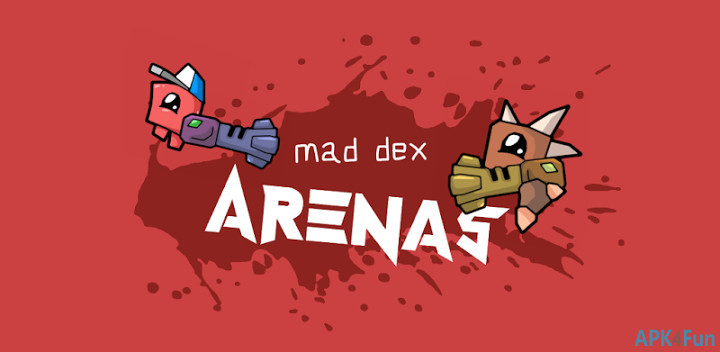 maddex.arenas featured - Mad Dex 2 v1.1.5 MOD APK & Money Cheat