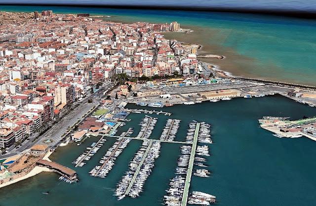 Torrevieja (Alicante).