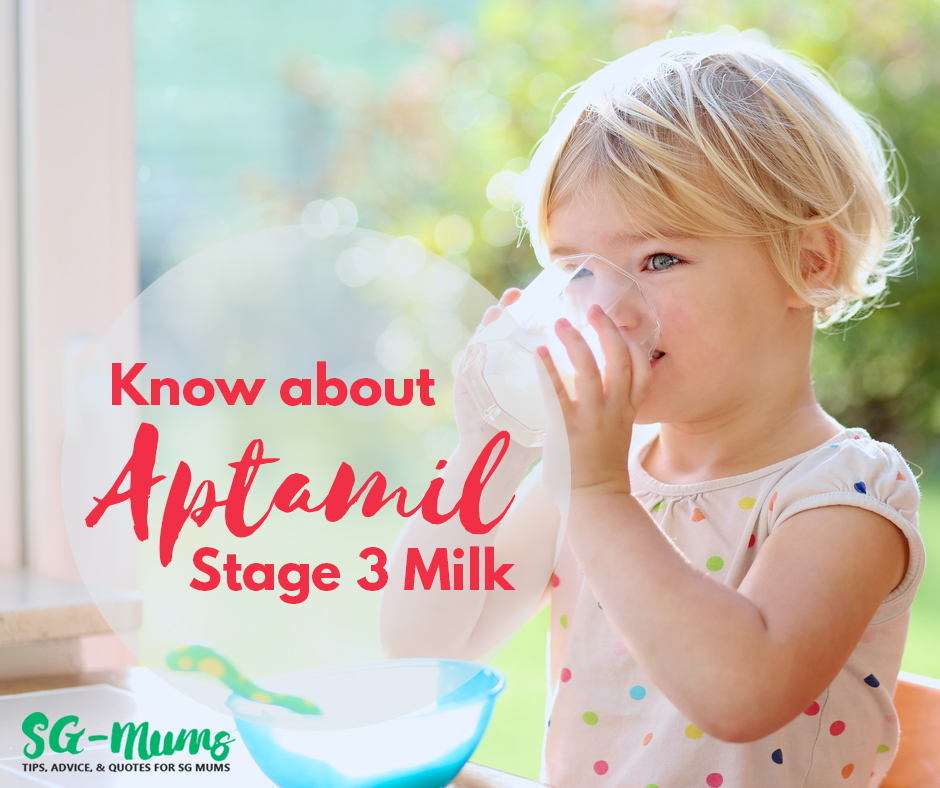 All You Need To Know About Aptamil Stage 3 Milk