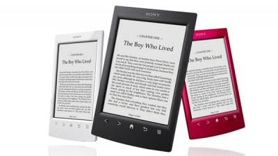 Sony Berhenti Bisnis E-book Reader