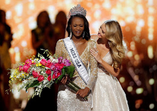 What Does Miss USA Win? Deshauna Barber
