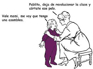 el villano arrinconado, humor, chistes, reir, satira, Pablo Iglesias, Podemos