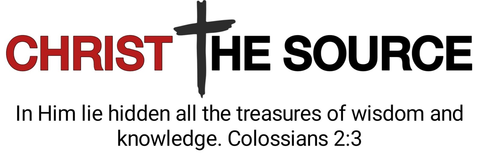 CHRIST THE SOURCE