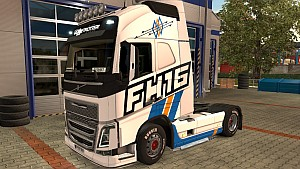 Volvo 2012 FH16 Style skin