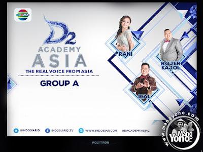 Grup A tampil 13 dan 14 Desember 2016