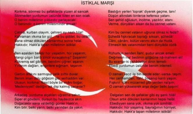 İstiklal Marşı, Mehmet Akif Ersoy