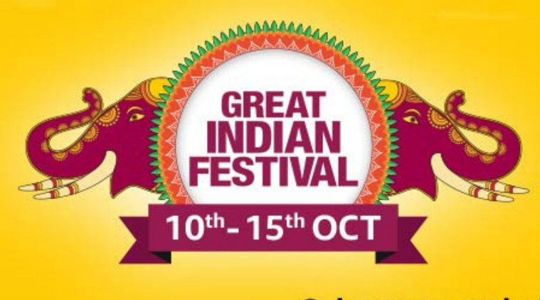 Amazon Great Indian Sale 2018 (Oct 10 - Oct 15)