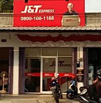 Alamat agen J&T Express di Serang.