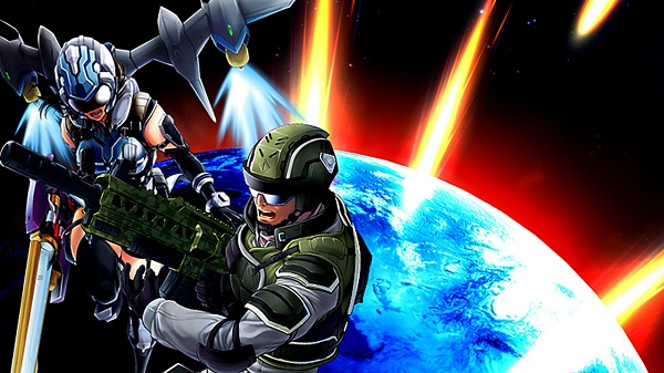 Earth Defense Force 5 Story