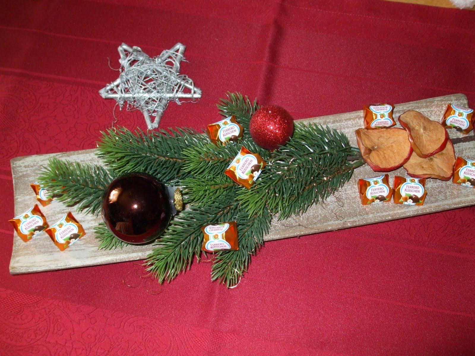 Weihnachtsdeko Ferrero.Biggi S Erster Test Blog Die Schönste Weihnachtsdeko Mit Den