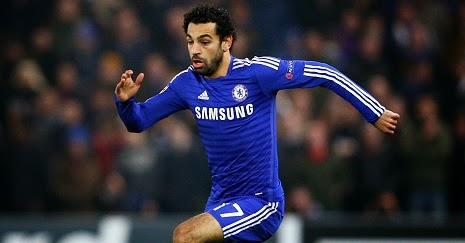 Roma are keen on Mohamed Salah