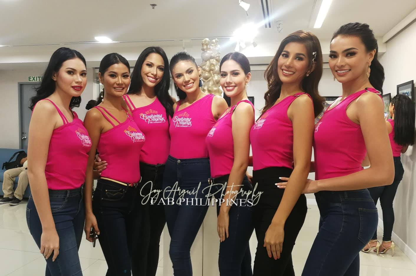 Fashion and Beauty: Bb Pilipinas 2019 Candidates Visits