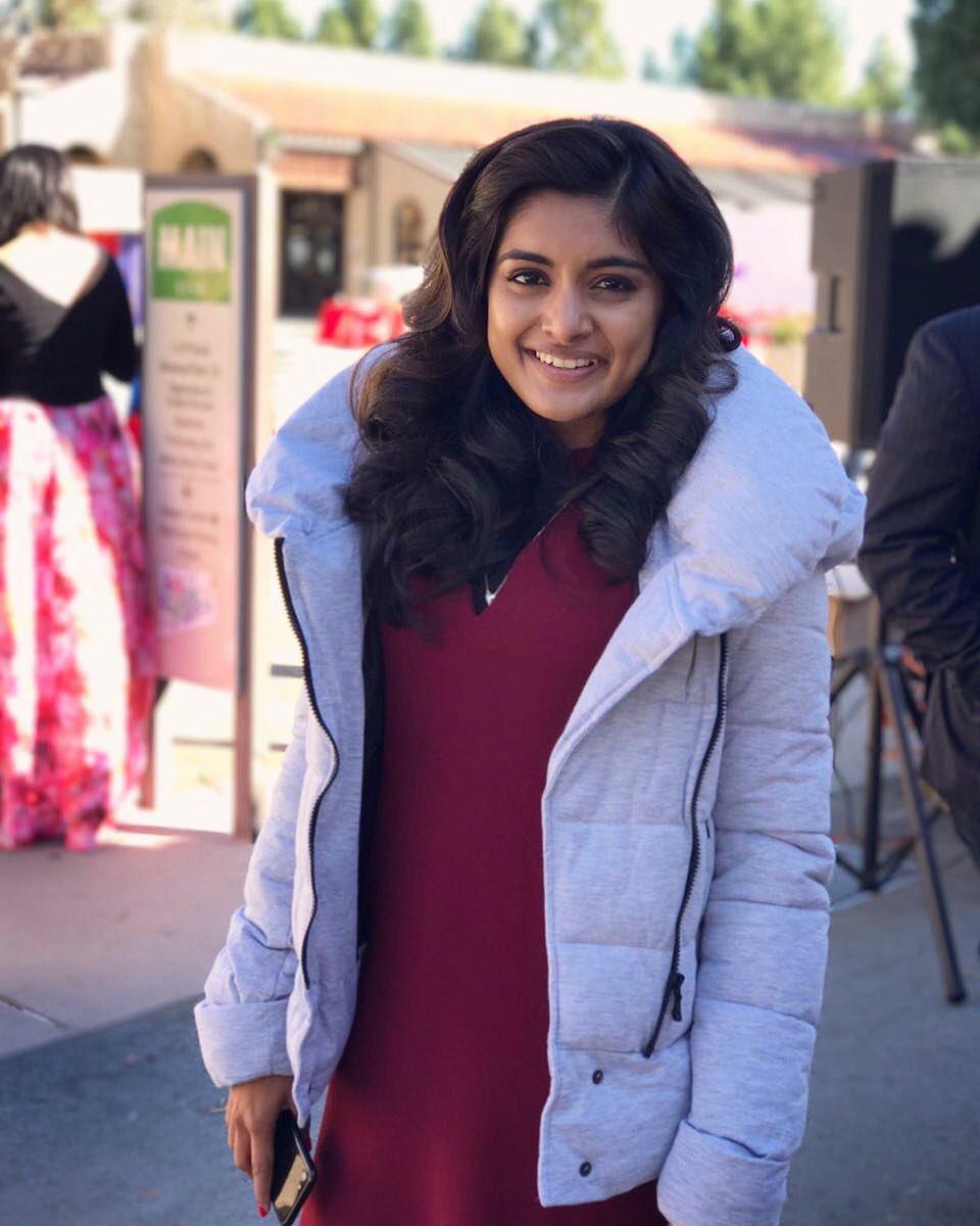 Actress NivethaThomas Latest Images