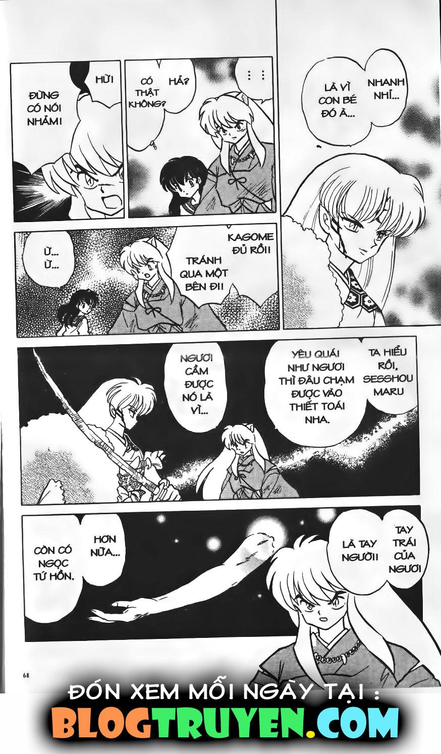 Inuyasha vol 07.4 trang 7