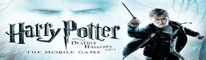 تحميل لعبة هارى بوتر harry potter and the deathly hallows part 1 بحجم صغير