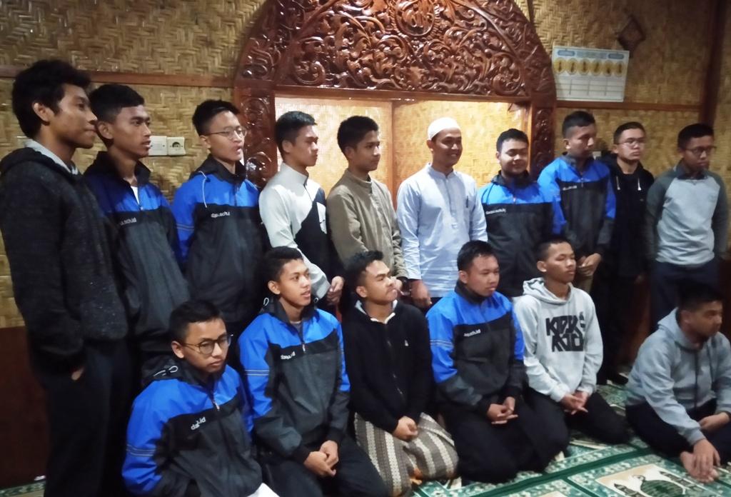 Jihad Da'i Muda di Kaki Bromo
