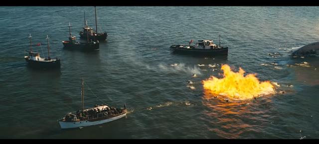 Fakta Menarik Filem Dunkirk