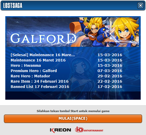 manual patch lost saga indonesia terbaru
