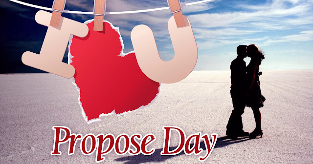 Happy Propose Day 2017