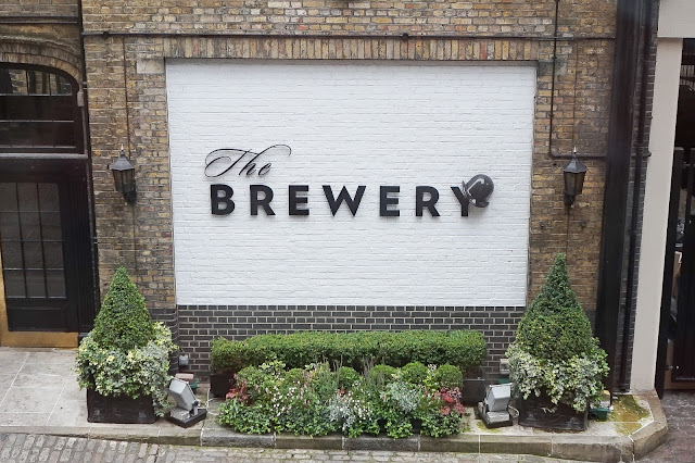 Brewery London