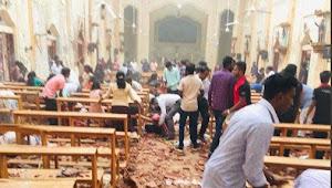 Bom Gereja Sri Lanka, Organisasi NTJ Diduga sebagai Pelaku Utama