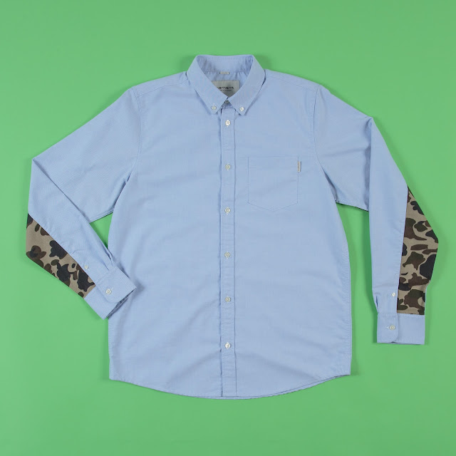 18a157033ba2 If you want to add the on trend print into your wardrobe this season then  be sure to shop for Carhartt Camo in store and online at Fat Buddha Store.