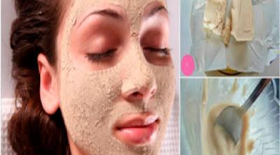 Masque à la levure de bière pour augmenter la luminosité du visage