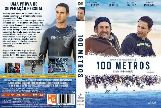 Capa DVD 100 Metros