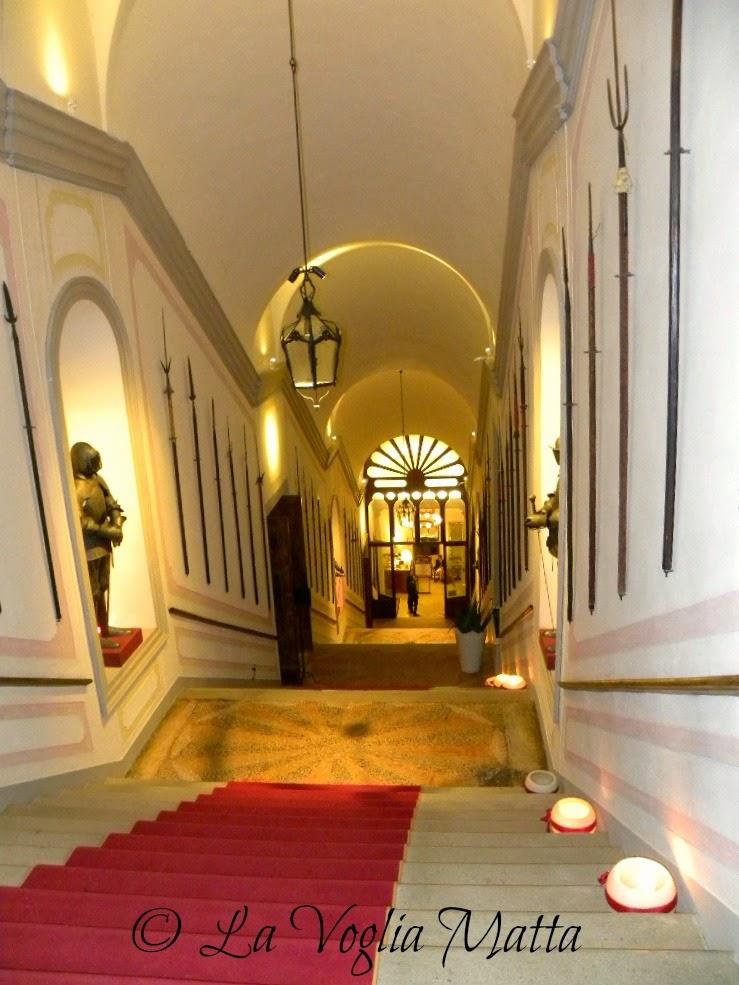 Castelbrando interni