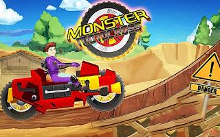 Monster Bike Motocross V1.3 MOD Apk ( Unlimited Money )