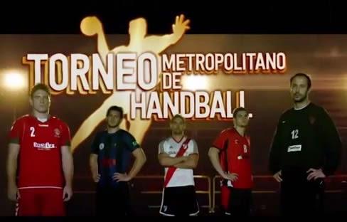 Quilmes-Ballester, por TV en Buenos Aires   Mundo handball