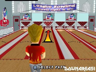 Big Strike Bowling PSX Game