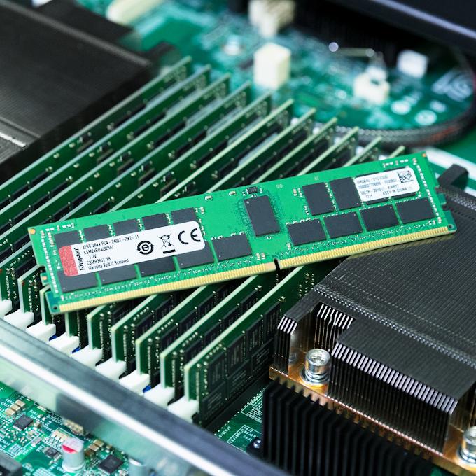 DIMM de Kingston Server Premier DDR4 2933MT/s obtienen validación para la plataforma Intel Purley