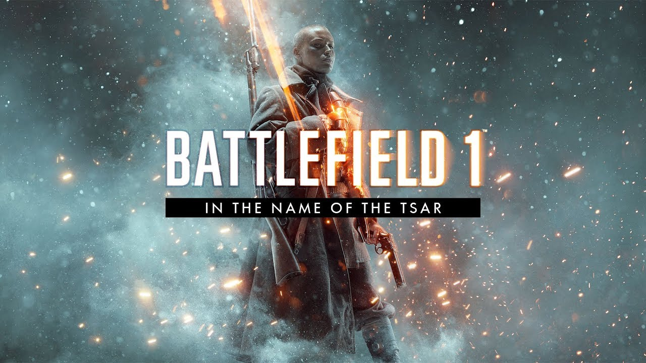 In the Name of the Tsar DLC Officially Dated for Battlefield 1