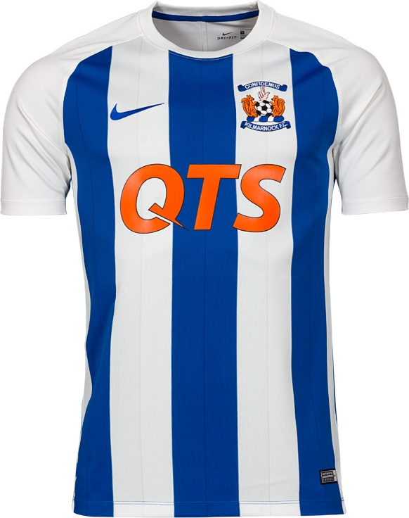 Nike divulga as novas camisas do Kilmarnock - Show de Camisas 52ee8be17f426