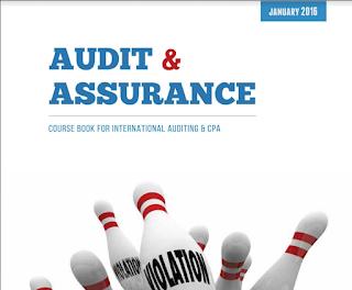 Auditing and Assurance مع اسئلة وحلول للتدريب-كتاب