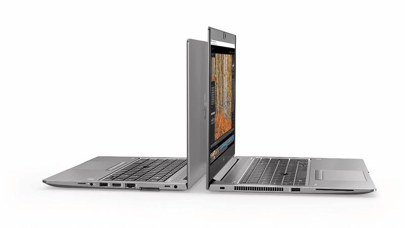 HP ZBook 14u and 15u