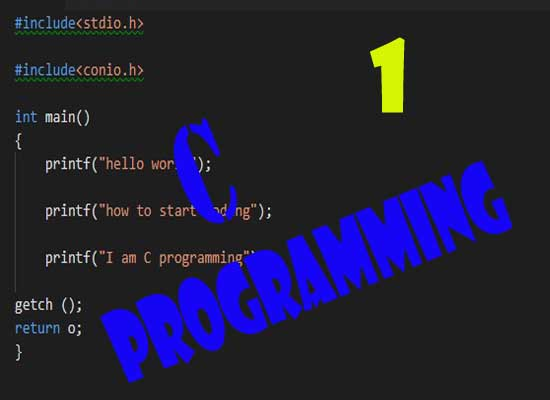 Part 1: C programming [General knowledge for C programming ] - Tech Info