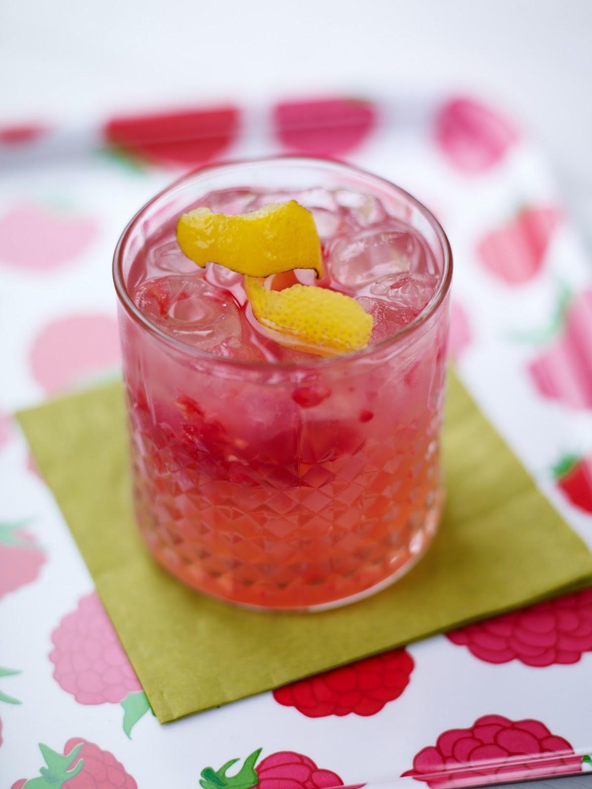 Joe Wadsack's Pink Rock Collins: Gin Time?