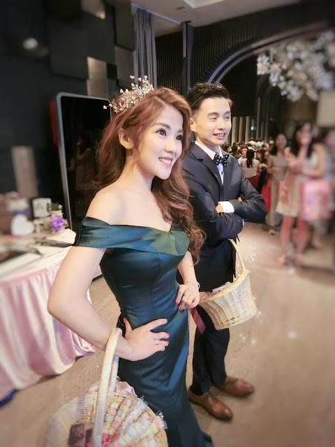 台北新秘|新秘推薦|乾燥花新秘|敬酒造型|送客造型|新娘造型2017|婚紗造型2017
