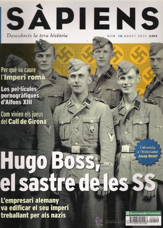 Hugo Boss tilittää natsimenneisyyttään – Hitlerin henkiräätäli vai myötäjuoksija?
